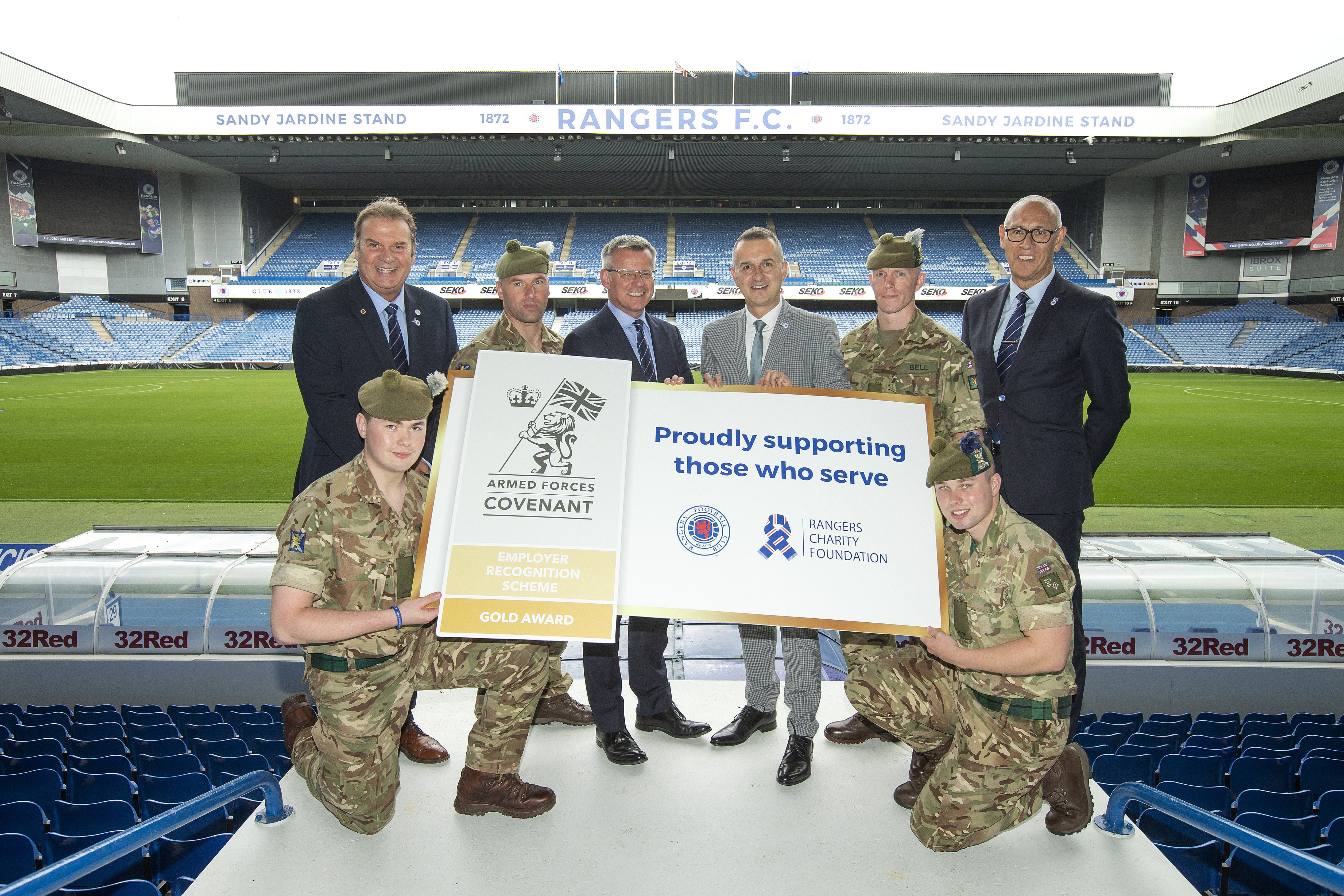 Armed Forces Foundation >> Armed Forces Support Rangers Charity Foundation