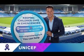 Michael Mols launches new Unicef project