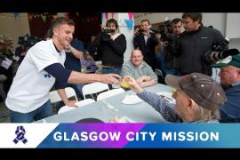 Glasgow City Mission's Winter Night Shelter